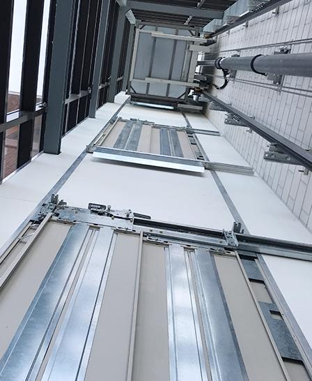 Multiliften - Personenliften