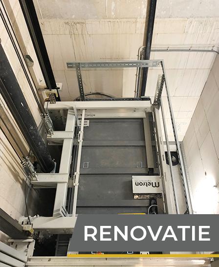 Multiliften - Renovatie